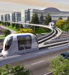 Could Austin Potentially See a Personal Rapid Transit System to Help Transit Woes?