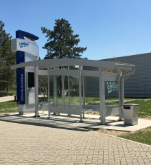 Central Ohio Transit Authority Bus Rapid Transit Project