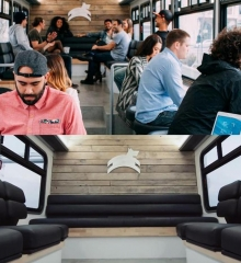 A Snazzy New Transit Experience for Commuters