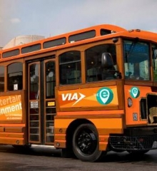 San Antonio Gets a New Downtown Transit Service