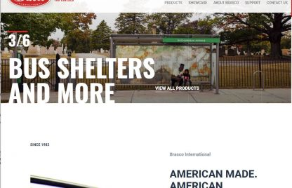 Brasco International Launches Website Redesign