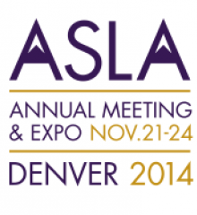 The Best ASLA Expo in Years at This Year's Show in Denver.