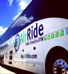 Metro Detroit Travelers Could See Direct Bus Service to Metro Airport