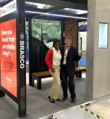 Pee Dee RTA Wins $25,000 Brasco Shelter at APTA 2017