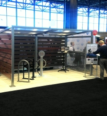 Brasco Premieres the Aspen Series Shelter at ASLA in Chicago