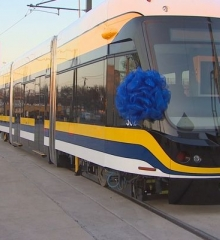 Dallas Streetcar Back With a New Look