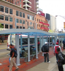 Bus Transit Systems Strengthen Economy