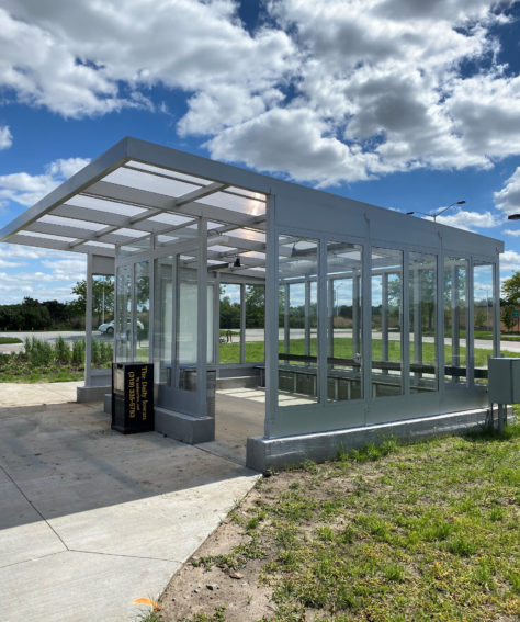 Executive Series Shelter for University of Iowa
