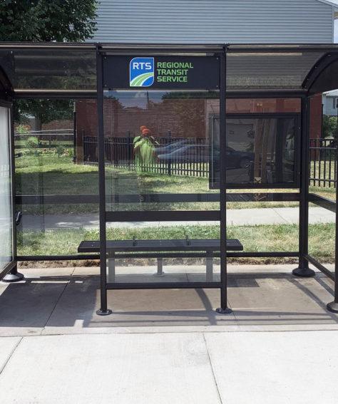 Eclipse Series Shelters for RGRTA